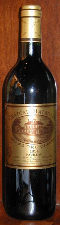 Château Batailley ( Château Batailley ) 2011