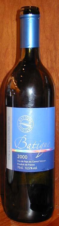 Batique  ( Arcus - Norwegian distr. ) 2000