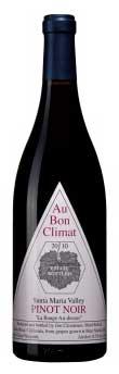 La Bauge Au-dessus Pinot Noir ( Au Bon Climat ) 2010