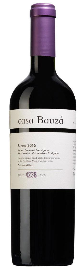 Casa Bauzá Blend ( Casa Bauzá ) 2016
