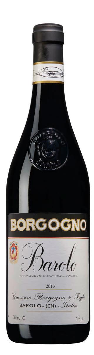 Barolo ( Giacomo Borgogno ) 2014