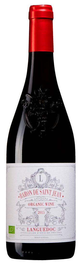 Baron de Saint Jean Languedoc ( Grand Vins Sélection ) 2015