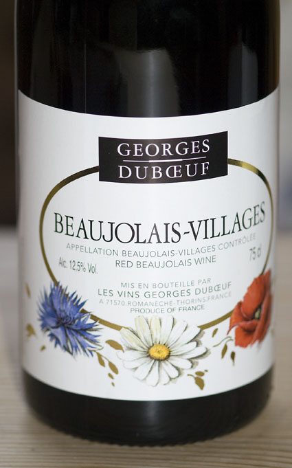 Beaujolais Village ( Georges Duboeuf ) 2016