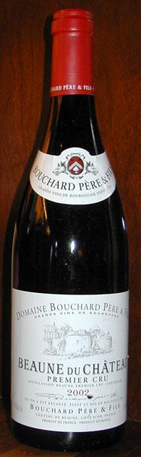 Beaune du Château ( Bouchard Père et Fils ) 2003