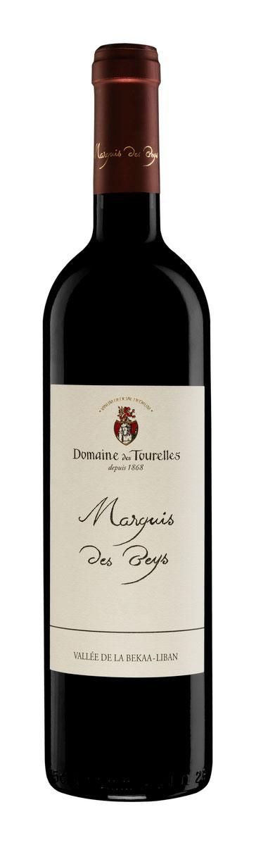 Marquis de Beys ( Domaine de Tourelles ) 2012