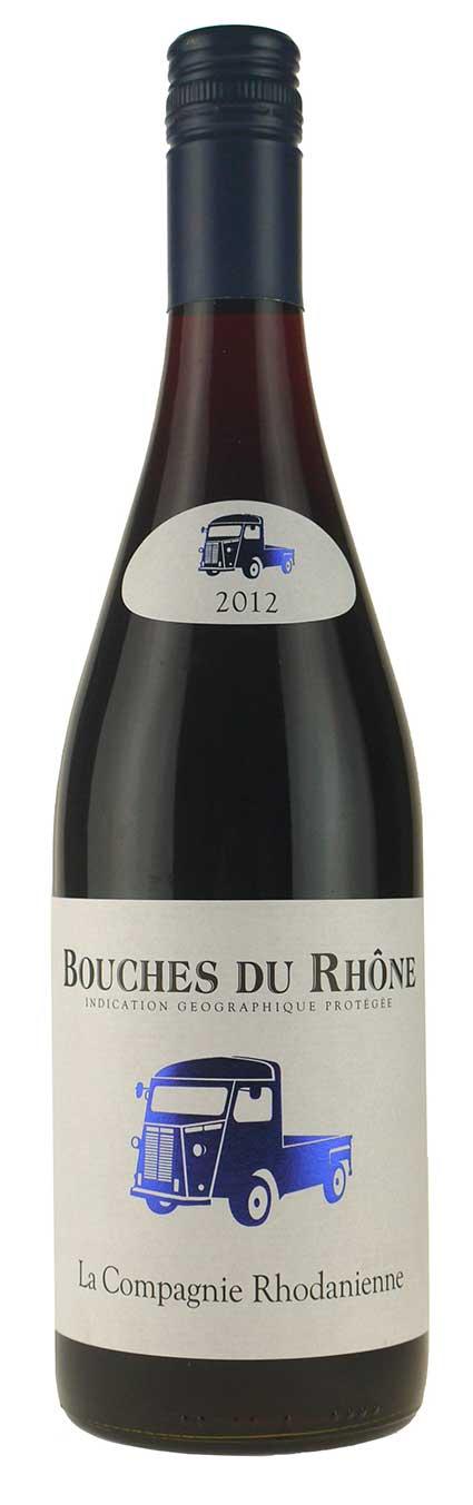 Bouches du Rhône ( La Compagnie Rhodanienne ) 2017