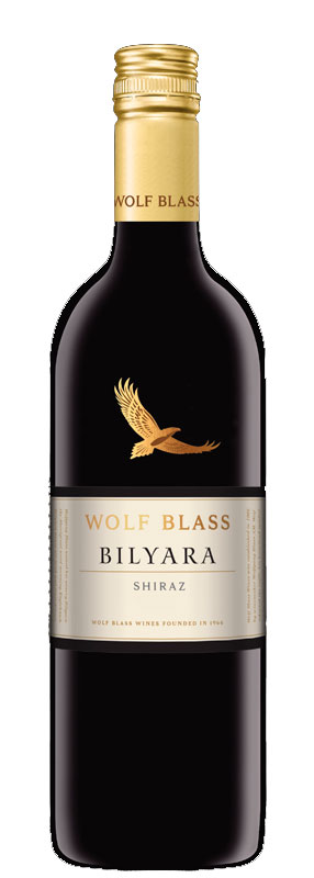 Bilyara Shiraz ( Wolf Blass ) 2015