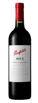Shiraz-Mourvèdre Bin 2 ( Penfolds Wines ) 2004