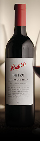 Bin 28 Kalimna Shiraz ( Penfolds Wines ) 2003