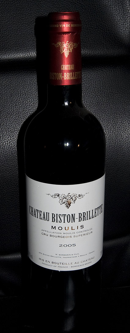Château Biston-Brillette ( Biston-Brillette ) 2005
