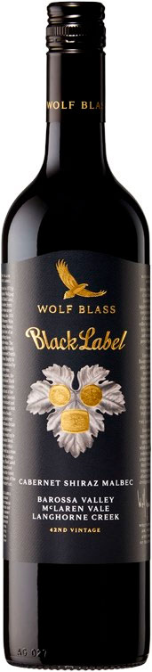 Black Label ( Wolf Blass ) 2010