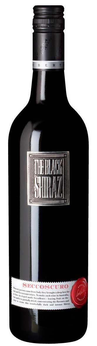 The Black Shiraz ( Berton Vineyards ) 2013