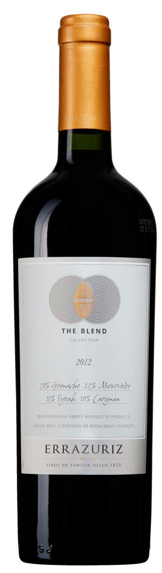 The Blend Collection ( Errazuriz winery ) 2012