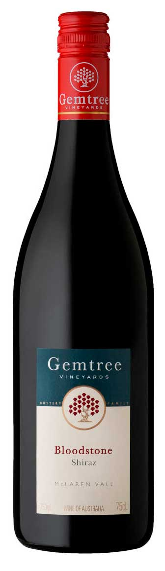 Bloodstone Shiraz ( Gemtree Vineyards ) 2012