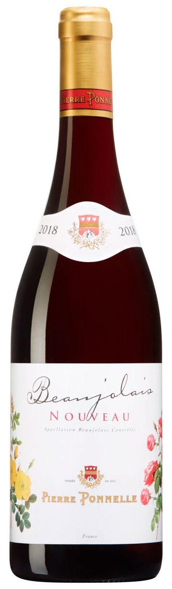 Beaujolais Nouveau ( Pierre Ponnelle ) 2018
