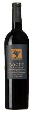 Old Vine Zinfandel ( Bogle Vineyards ) 2012