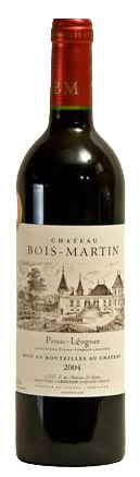 Château Bois-Martin ( Château le Sartre ) 2010