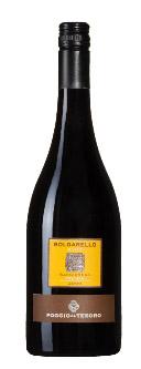 Bolgarello Rosso Sangiovese ( Poggio al Tesoro ) 2009