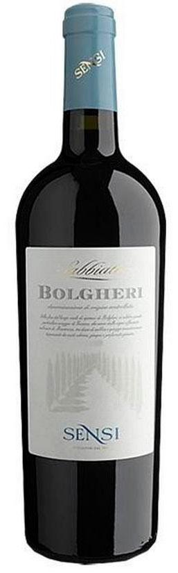 Sabbiato Bolgheri Rosso DOC ( Sensi Vini ) 2013