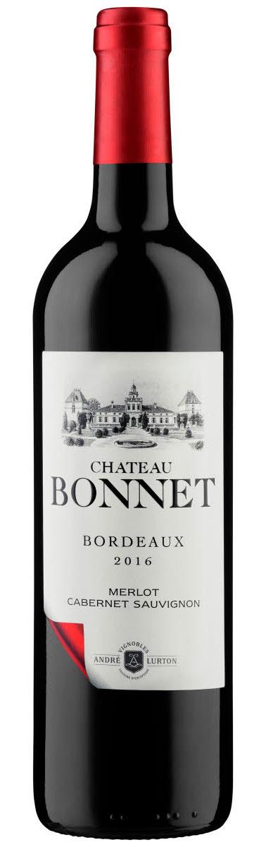 Château Bonnet Rouge ( André Lurton ) 2016