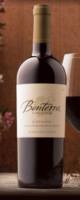 Zinfandel Organically Grown ( Bonterra Vineyards ) 2004