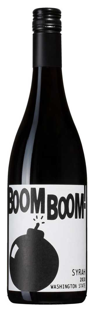 Boom Boom Syrah ( Charles Smith Wines  ) 2018