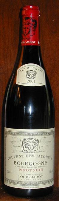 Bourgogne Couvent des Jacobins ( Louis Jadot ) 2001