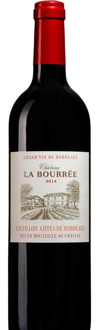 Château La Bourrée ( Vignobles Meynard ) 2014