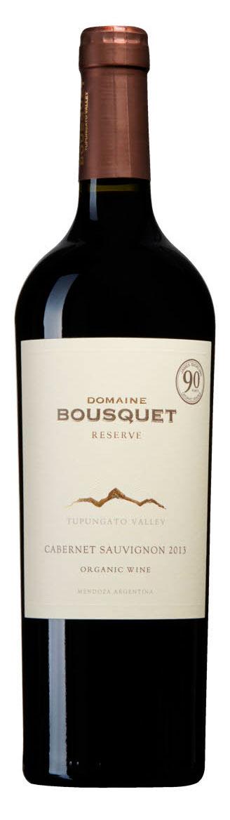 Reserve Cabernet Sauvignon ( Domaine Bousquet ) 2013