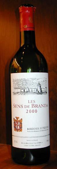 Les Sens de Branda ( Leda ) 2000