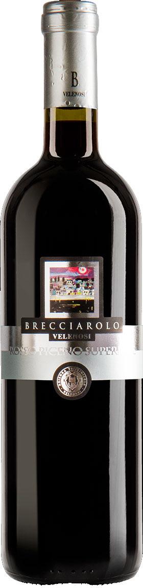 Brecciarolo Rosso Piceno Superiore ( Velenosi ) 2013