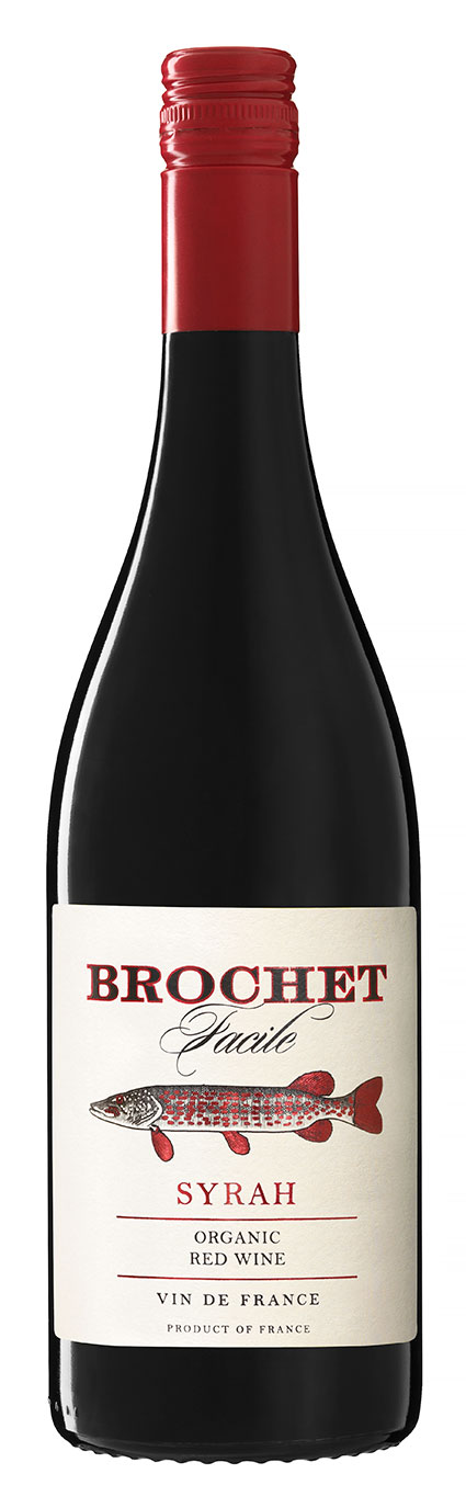 Brochet Facile Syrah ( Nordic Sea Winery ) 2015