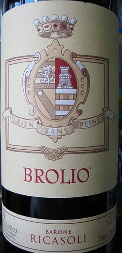 Chianti Classico Brolio ( Barone Ricasoli ) 2016