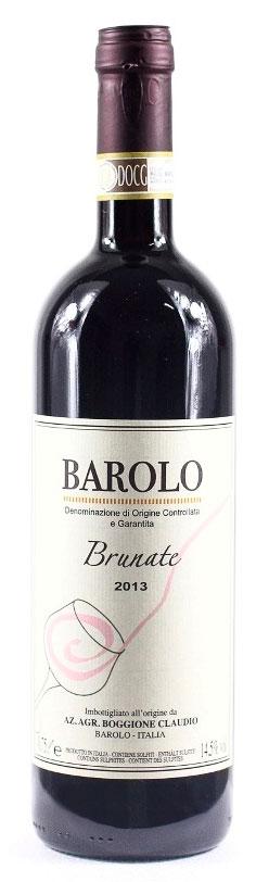 Barolo Brunate ( Azienda Agricola Claudio Boggione ) 2015