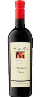 Blackwell Shiraz ( St Hallett Winery ) 2013