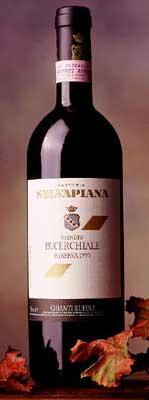 Chianti Rufina Bucerchiale Riserva ( Selvapiana ) 2011
