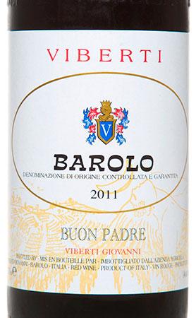 Barolo Buon Padre ( Azienda Agricola Viberti Giovanni ) 2011