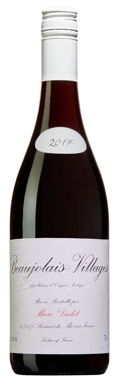 Beaujolais Villages ( Marc Dudet ) 2017