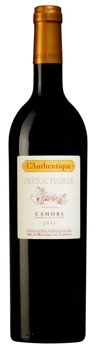 L`Authentique ( Château Pineraie ) 2010