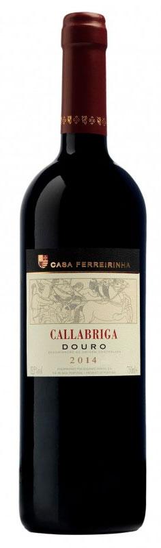 Casa Ferreirinha Callabriga ( Sogrape Vinhos ) 2014