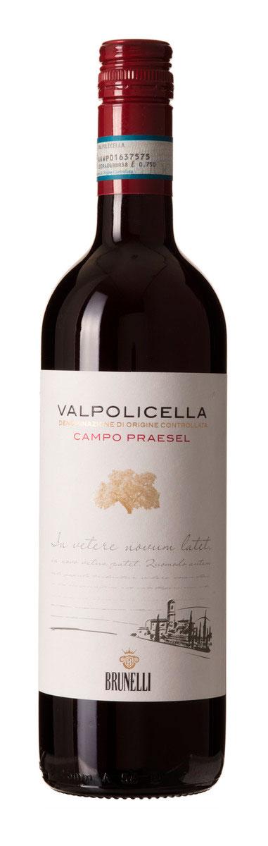 Valpolicella Classico Superiore Campo Praesel ( Luigi Brunelli ) 2006
