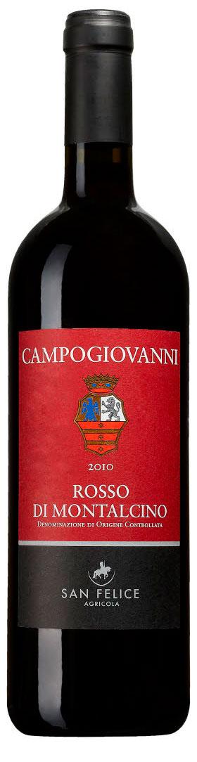 Campogiovanni Rosso di Montalcino ( San Felice ) 2014