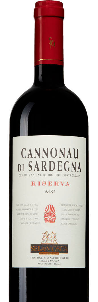 Cannonau di Sardegna Riserva ( Tenuta Sella and Mosca ) 2016