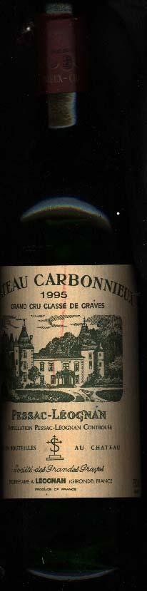 Château Carbonnieux ( Château Carbonnieux ) 1995