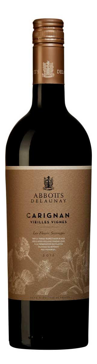 Les Fleurs Sauvages Carignan Vieilles Vignes ( Abbotts and Delaunay ) 2016