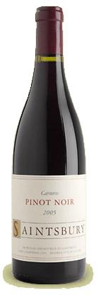 Carneros Pinot Noir ( Saintsbury ) 2006