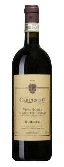 Vino Nobile di Montepulciano Riserva ( Carpineto ) 1989