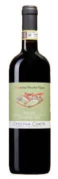 Dogliani DOCG Pirochetta Vecchie Vigne ( Cascina Corte ) 2013