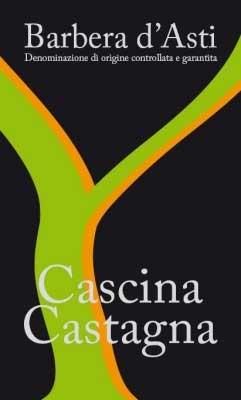 Barbera d`Asti ( Cascina Castagna ) 2019