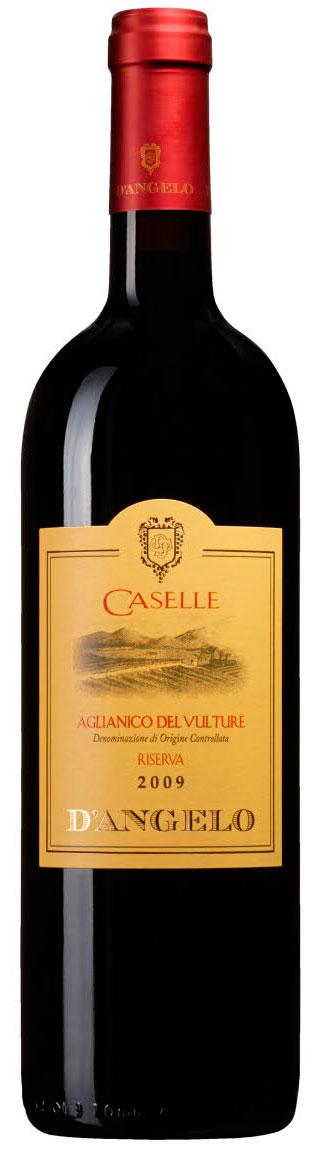 Aglianico del Vulture Riserva Vigna Caselle ( D´angelo ) 2001